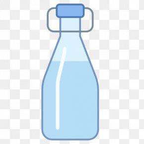 Water Bottle - Fizzy Drinks Water Bottles Clip Art PNG