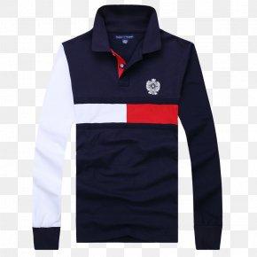 T-shirt - T-shirt Polo Shirt Tommy Hilfiger Sleeve PNG