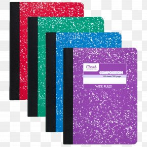 Notebook - Exercise Book Ruled Paper Notebook Book Cover PNG