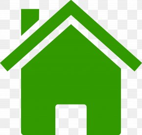 Home Icon - Green Journey Greenhouse Clip Art PNG