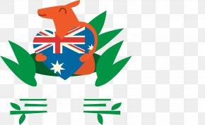 Cute Kangaroo Australian Holiday - Australia Day Kangaroo Koala PNG