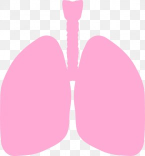 Small Lungs Cliparts - Love Pattern PNG