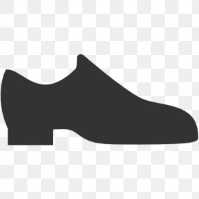 Shoe Icon Man - Court Shoe High-heeled Footwear Boot PNG