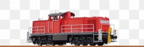 Train - Railroad Car Rail Transport Train Passenger Car Electric Locomotive PNG