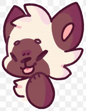 Dog - Canidae Clip Art Illustration Dog Snout PNG