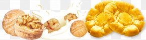 Walnut Cookies - Cuisine Of The United States Walnut Cookie PNG
