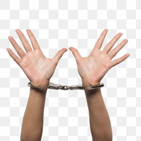 Handcuffs - Handcuffs Arrest Royalty-free Stock Photography Clip Art PNG