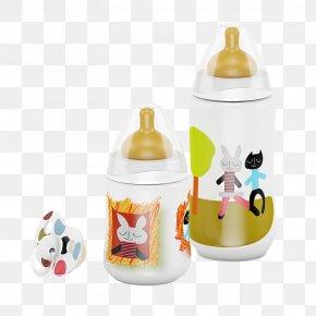 Rabbit Baby Bottle - Baby Bottle 3D Computer Graphics Autodesk 3ds Max FBX PNG