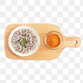 Imported Frozen Shrimp - Frozen Food Cutting Board Curry PNG