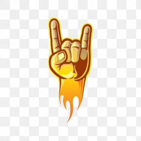 Sign Of The Horns - Sign Of The Horns Logo Devil Symbol PNG