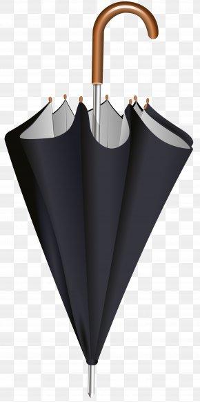 Black Closed Umbrella Transparent Clip Art Image - Umbrella Stock Illustration Clip Art PNG