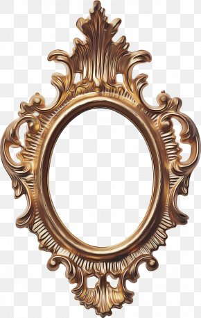 Picture Frame Metal - Picture Frame Frame PNG