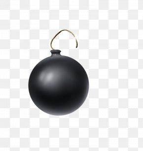 Black Bomb - Sphere PNG