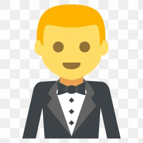 Suit And Tie - Emoji Homo Sapiens Human Skin Color Emoticon PNG