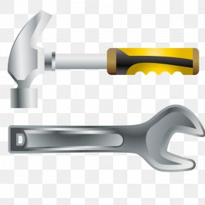Construction Repair Tools - Euclidean Vector Service Icon PNG