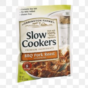 Barbecue - Muesli Char Siu Barbecue Flavor Slow Cookers PNG