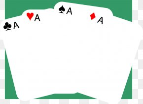 Free Playing Cards Images - Playing Card Suit Ace Standard 52-card Deck Clip Art PNG
