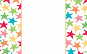 Star Frame Cliparts - Star Clip Art PNG