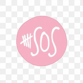 SOS - Sydney T-shirt 5 Seconds Of Summer Logo She Looks So Perfect PNG