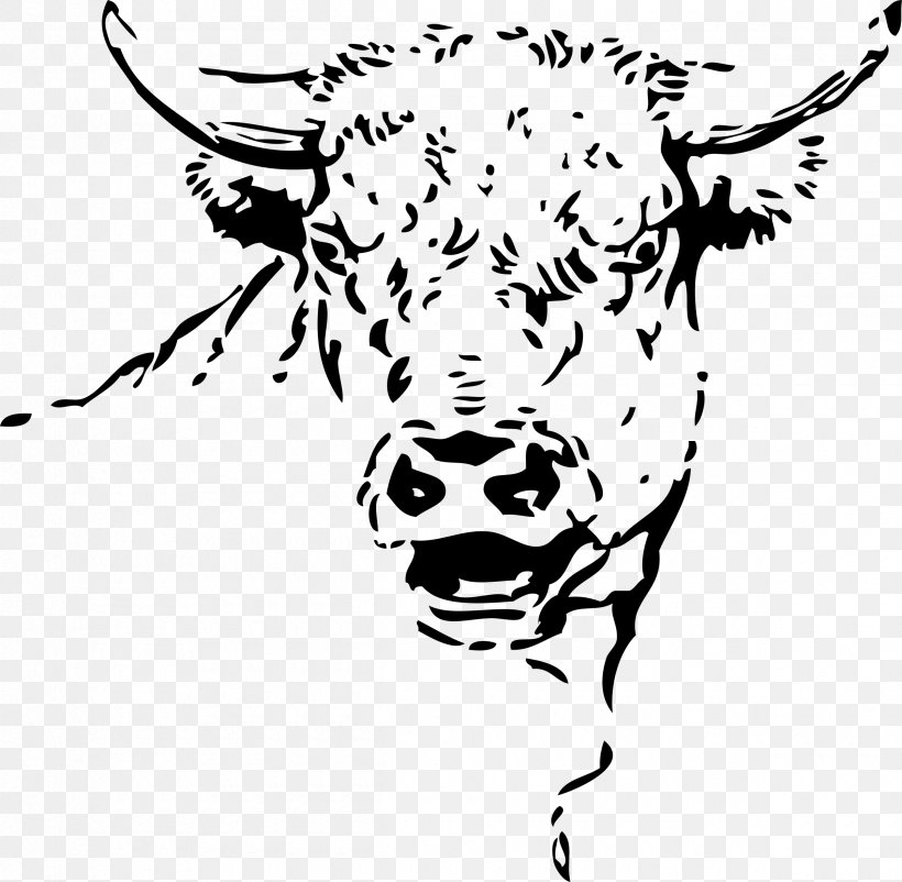 Texas Longhorn Bull Dairy Cattle Clip Art Png 2400x2350px Watercolor Cartoon Flower Frame Heart Download Free