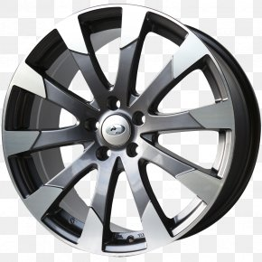 Car - Car Alloy Wheel Tire Rim PNG