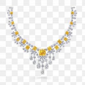 Jewellery - Jewellery Necklace Gemstone Graff Diamonds PNG