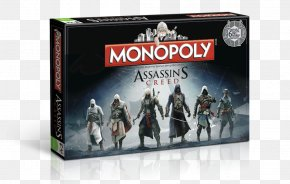 Monopoly Hotel - Monopoly Junior Assassin's Creed Syndicate Assassin's Creed Rogue Ezio Auditore PNG