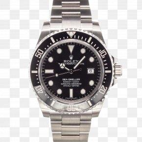 Rolex - Rolex Submariner Rolex Sea Dweller Rolex Datejust Watch PNG