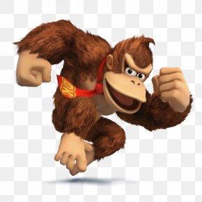 Charecter - Super Smash Bros. For Nintendo 3DS And Wii U Super Smash Bros. Brawl Donkey Kong PNG