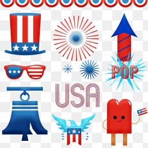 Flag Lidia - Fourth Of July Background PNG