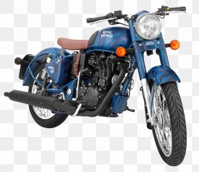 Royal Enfield Classic 500 Squadron Blue Motorcycle Bike - Royal Enfield Classic 500 Motorcycle Enfield Cycle Co. Ltd Bicycle PNG