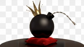 Crown Bomb Decorative Patterns Free Pull Element - Crown PNG