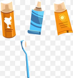 Toothbrush Vector Elements - Toothbrush Icon PNG