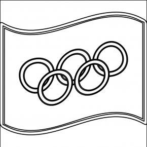 Olympics Cliparts - Winter Olympic Games Summer Olympic Games Olympic Symbols Clip Art PNG