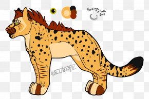 Cheetah - Cheetah Leopard Tiger Lion Cat PNG