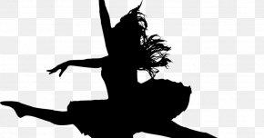 Dancer Silhouette Jde - Ballet Dancer Vector Graphics Ballet Dancer PNG