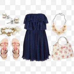 Dark Blue Dress Bra - Dress Shoe High-heeled Footwear Clothing PNG
