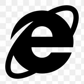 Internet Explorer - Internet Explorer 9 Font PNG