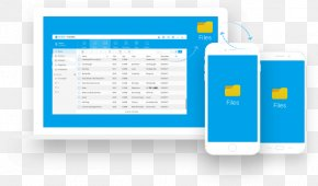 Ios Android - IOS Computer File File Transfer File Manager PNG