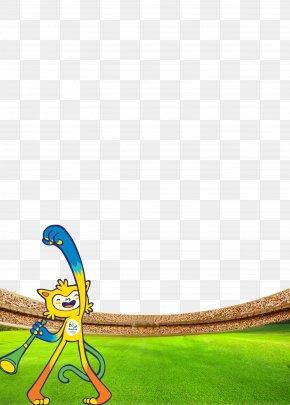 Rio Olympic Mascots - 2016 Summer Olympics Torch Relay Rio De Janeiro Mascot PNG