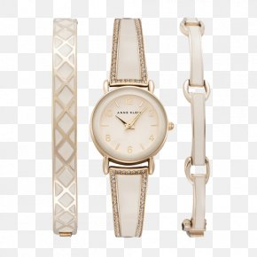 Nike Lai Because The Female Form Bracelet Watch Miss Shi Ying - Watch Anne Klein Daniel Wellington Strap Bracelet PNG