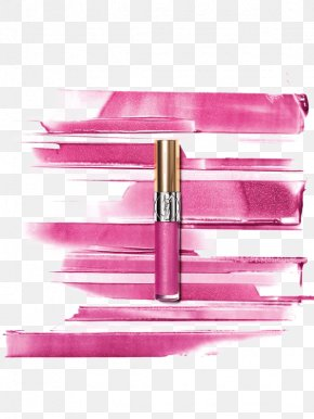 Pink Lipstick - Lip Gloss Cosmetics Lipstick Beauty PNG