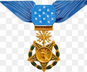 United States - United States Medal Of Honor Award Military PNG