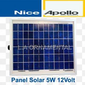 Solar Panel - Gate Solar Panels Solar Energy Solar Power Light PNG