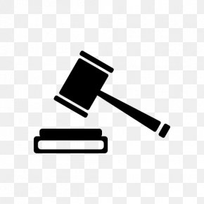 Lawyer - Law Judge Gavel PNG