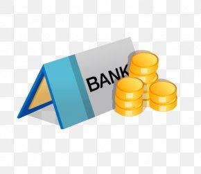 Bank Logo,money - Bank Money Icon PNG