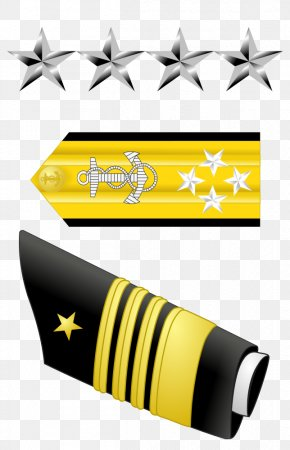 Military - Military Rank United States Navy Officer Rank Insignia Rear Admiral Admiral Of The Navy PNG