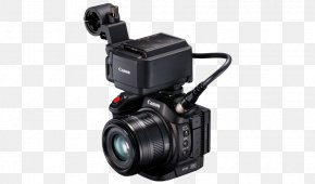 Canon Professional Cameras - Canon XC15 Camcorder 4K Resolution Professional Video Camera PNG