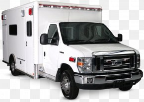 Ambulance - Ford Van Car Mercedes-Benz Ambulance PNG