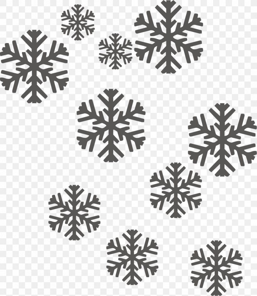 Christmas Snowflake Icon, PNG, 997x1148px, Christmas, Area, Black And White, Can Stock Photo, Monochrome Download Free